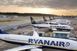 Ryanair может открыть еще 50 направлений из Украины