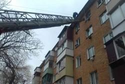 На Вінниччині довелось рятувати 8-річну дитину з полону власної квартири (Фото)