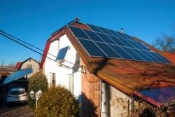 """Держбанк надаватиме кредити на """"домашні"""" сонячні електростанції"""