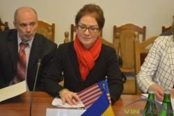 До Вінниці приїхав посол США (Фото)