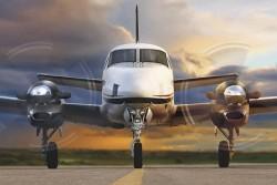 В Грузии появилось первое в стране авиатакси