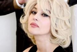 Моника Беллуччи стала жгучей блондинкой
