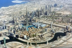 Власти Дубая приняли решение построить новый курорт