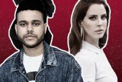 Lana Del Rey показала новий кліп з The Weeknd (Видео)