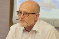 Німецький експерт Норберт Нойхаус ділився досвідом з вінничанами як стимулювати розвиток економіки