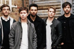Британская рок-группа показала клип, снятый в Киеве