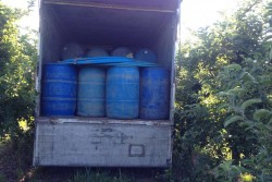 На Вінниччині прикордонники затримали контрабандистів (Фото)