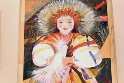 На Вінниччину завітала обмінна виставка з сонячної Одещини (Відео)