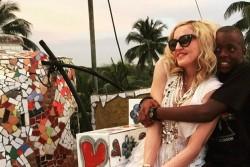 Мадонна заради сина-футболіста переїжджає до Лісабону