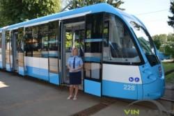 У Вінниці на день припинять рух по трьох трамвайних маршрутах