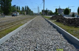 У Вінниці почали будувати нову велодоріжку (Фото)
