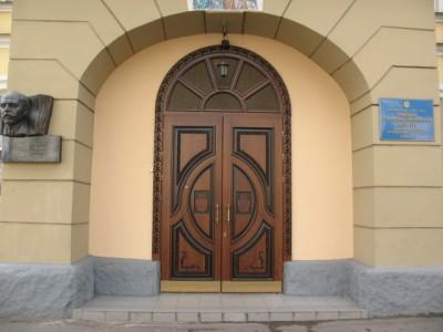 Вінницький університет забарикадувався від своїх же студентів
