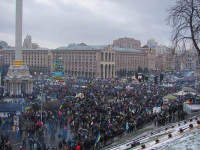 На Марші Мільйонів мітингувало чимало вінничан