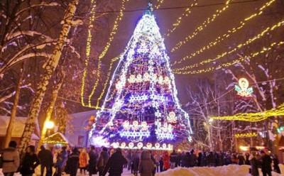 19 грудня заплановане відкриття головної ялинки міста