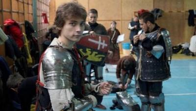 Турнір з історичного фехтування відбувся у Вінниці