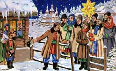 Як українці колядують у всьому світі?