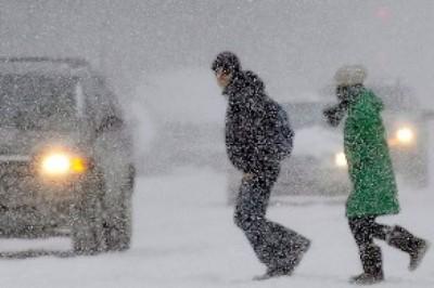У Вінниці оголошено штормове попередження