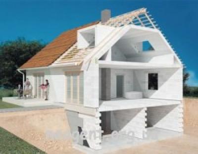 Из какого материала дешевле построить дом видео
