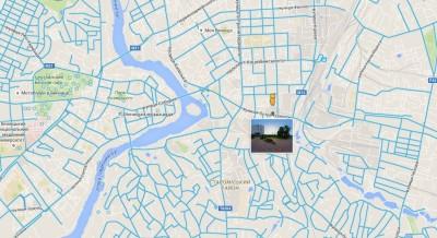 УСумах запустили сервіс «Street View»