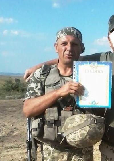 Боєць із Вінниччини підірвався на розтяжці у зоні АТО