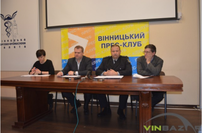 У Вінниці оприлюднили попередні результати виборів по області (Фото+Відео)