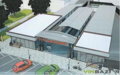 """Торговий комплекс на місці ринку """"Світанок"""": вінничан закликали долучитися до обговорення проекту (Фото)"""