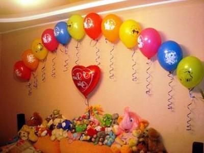 День рождения: как украсить дом к празднику