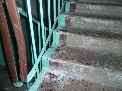 У Вінниці помер чоловік, впавши зі сходів