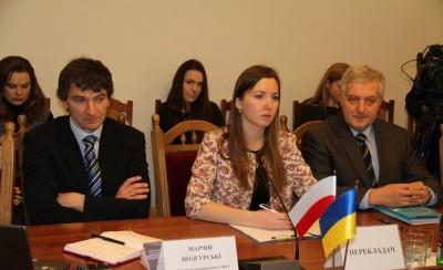 На Вінниччині з робочим візитом перебуває делегація Лодзинського воєводства Республіки Польща (Фото)
