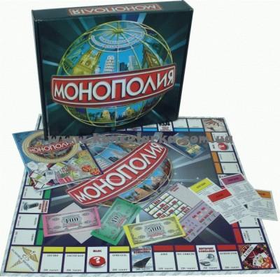 Монополия: как в нее играть?