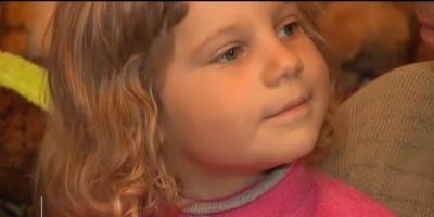 4-річна втікачка з Вінниччини розповіла, чому саме пішла з дому (Відео)