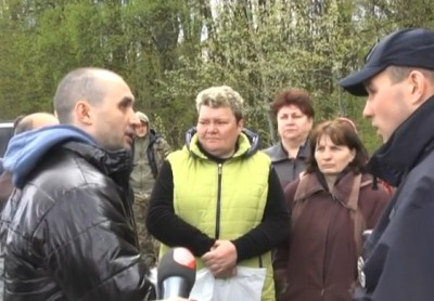 Земельний скандал у Вінниці: на городи, які люди обробляли роками, з'явився новий власник (Відео)