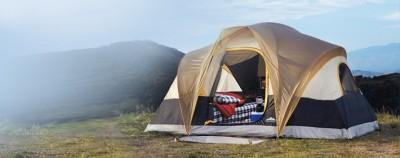 Как выбрать палатку для туристического похода?