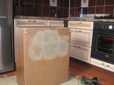 Коварный враг – плесень на кухне