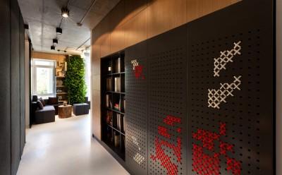 Как создать привлекательный дизайн офиса?