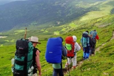 У Карпатах заблукала група туристів з Вінниччини