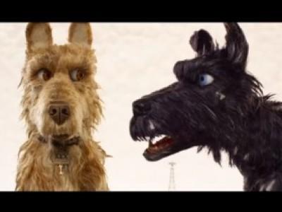 """Вышел трейлер """"Собачьего острова"""" с говорящими псами"""