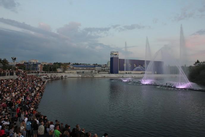 Коли відкриється Вінницький фонтан