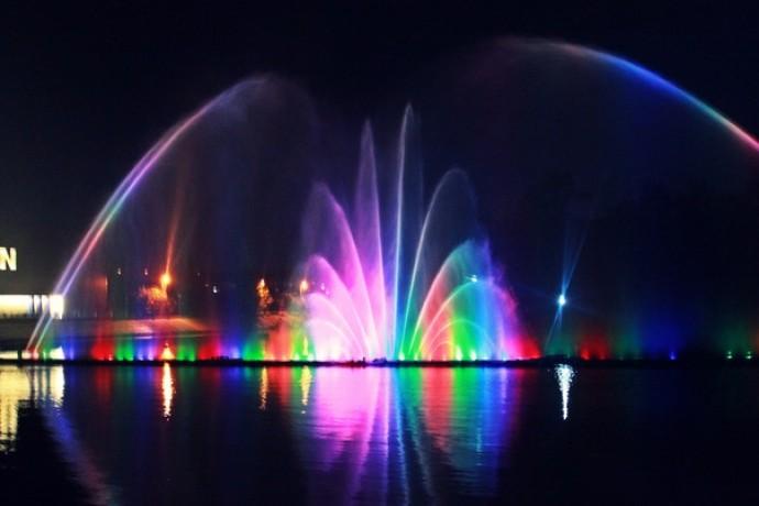 Відома дата відкриття Вінницького фонтану
