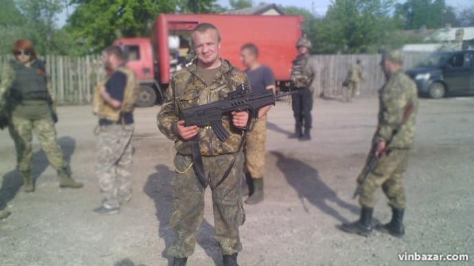 В Оратівському районі оголошено День жалоби за загиблим на Донбасі бійцем