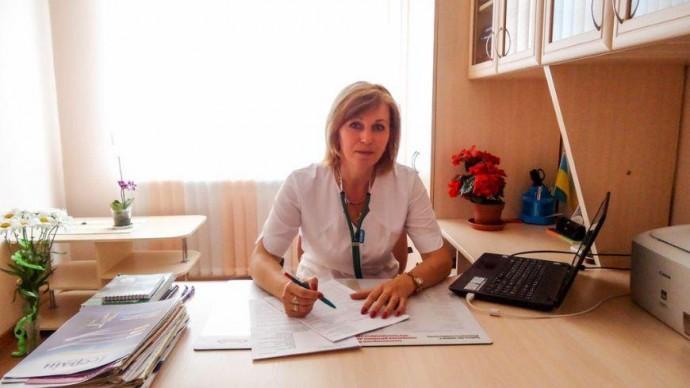 Вінничанці присвоїли звання «Заслуженого лікаря України»