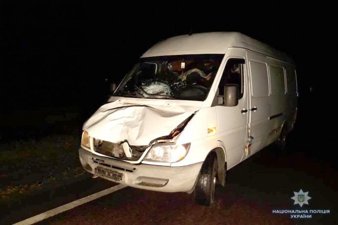 На Вінниччині чоловік загинув під колесами авто (Фото)