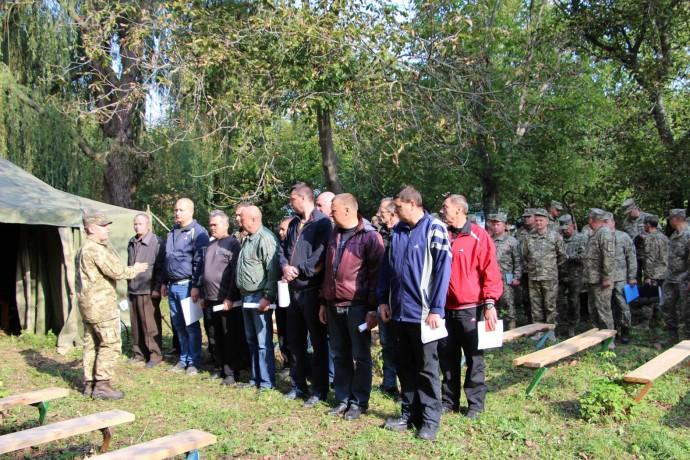 У Жмеринці пройдуть навчання з територіальної оборони