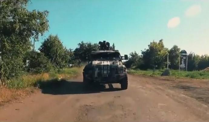 Чоловіча робота: військова частина Нацгвардії з Вінниччини представила мотиваційний ролик (Відео)