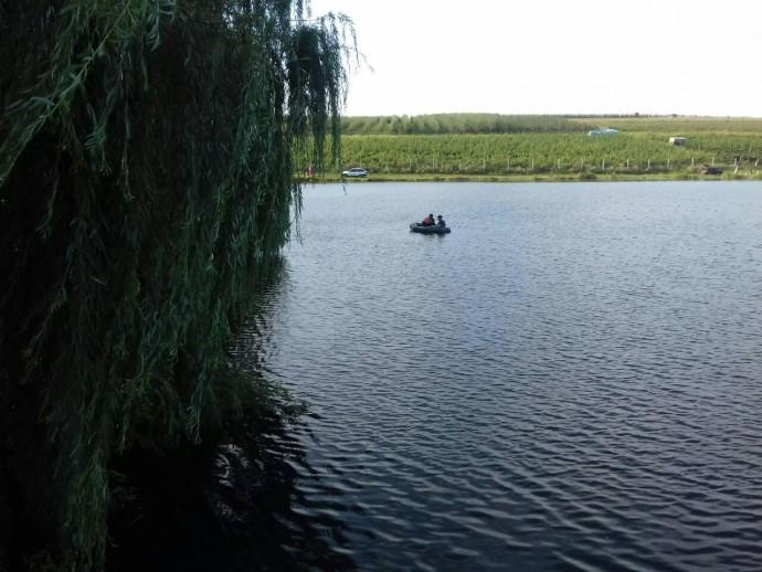 На Вінниччині потонув чоловік