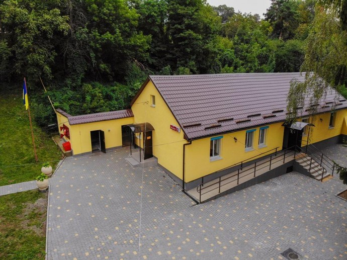 У Вінниці модернізують спортивну школу (Фото)