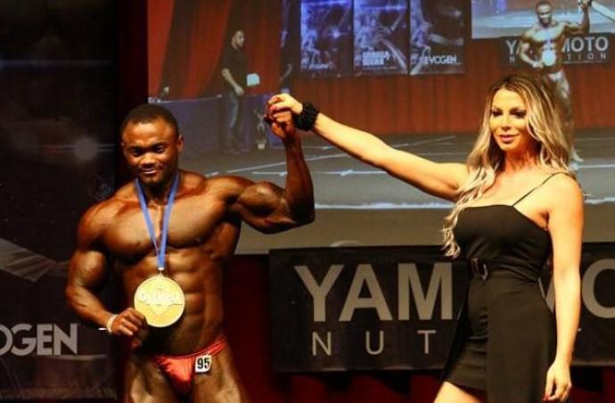 Бодібілдер з Вінниці переміг у змаганнях Olympia Amateur2018 (Фото)