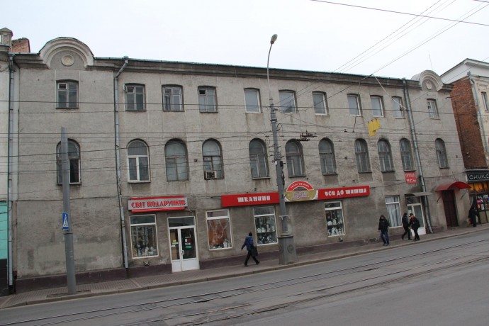 У Вінниці створили петицію проти знесення історичної будівлі