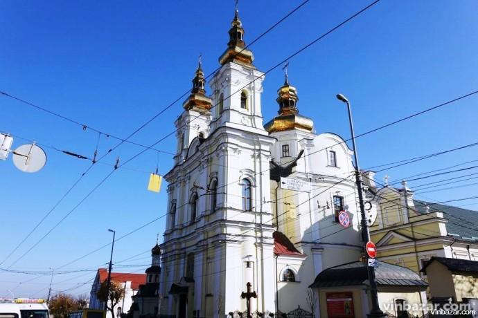 Священники у Вінниці влаштували зібрання за спиною митрополита Симеона