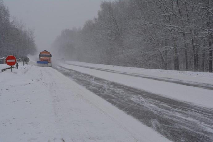 На Вінниччині очікується погіршення погодних умов - Служба автомобільних доріг